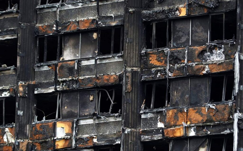 Grenfell Tower Fire, Combustible Cladding, Swedish Solution FlameRanger