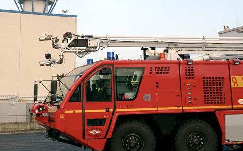 Unifire fire fighting remote control monitors and turrets