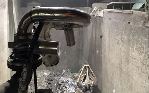 Unifire monitors waste to energy recycling plant fire protection